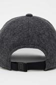 Elijah Flat Wool Cap