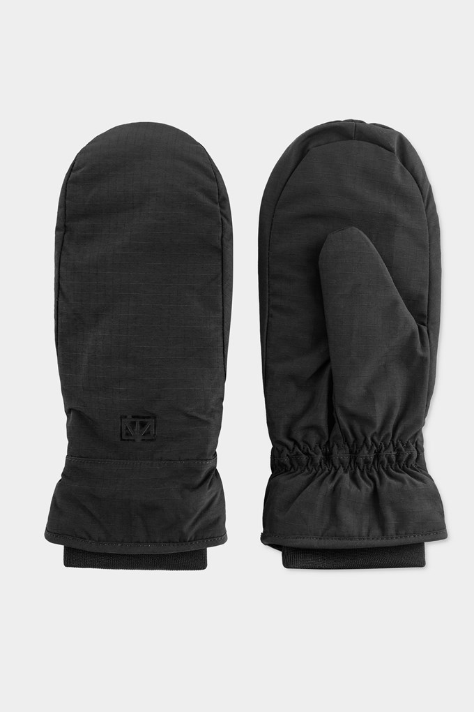 Puffer Mitten Gloves