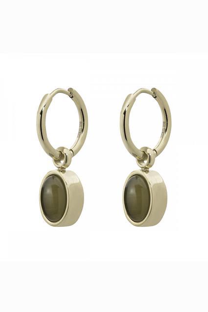 Retro Hoop Earring