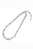 Globe Chunky Chain Necklace