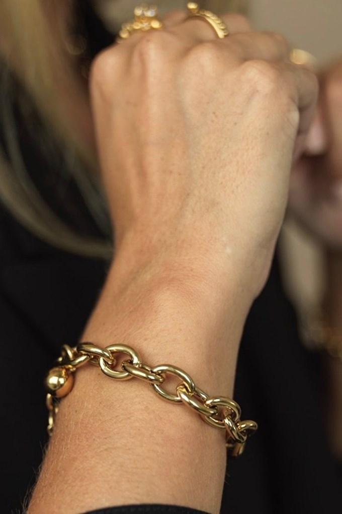 Globe Chunky Bracelet