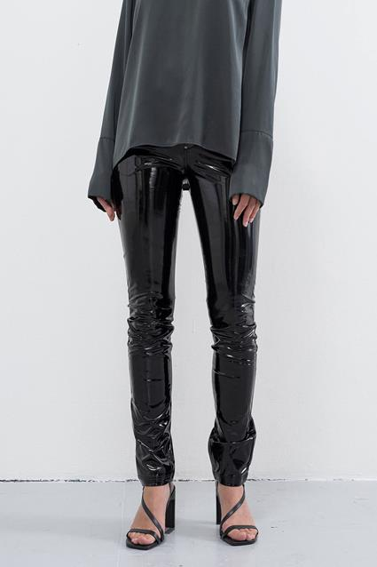 Amaya Latex Trousers
