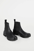 Catania Black Vacchetta Boots