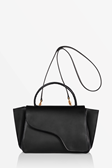 Arezzo Leather Handbag