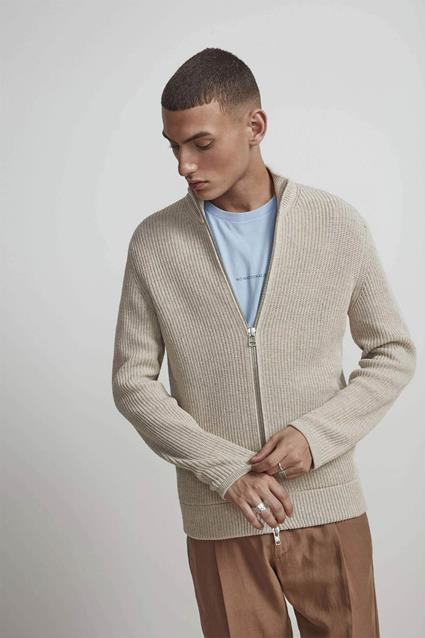 Piet Zip Cardigan