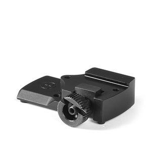 Henneberger 7,5mm Montage för Docter/Delta/Burris passande 11mm skena