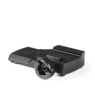 Henneberger 7,5mm Montage för Docter/Delta/Burris passande 14/15mm skena