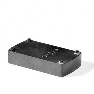 Henneberger 9,5mm Montage för Docter/Delta/Burris neutral platta