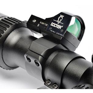 Henneberger 30mm Montage för Docter/Delta/Burris