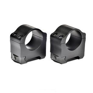Henneberger 1tum ringar för Weaver och Picatinny höjd 3.5mm