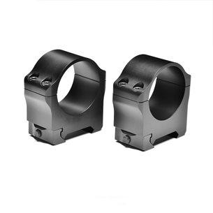 Henneberger 30mm ringar för Weaver och Picatinny höjd 9mm