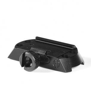 Henneberger Montage för Aimpoint Micro 19mm skena