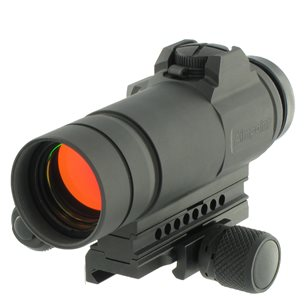 Aimpoint CompM4s 2MOA with spacer and QRP2 mount
