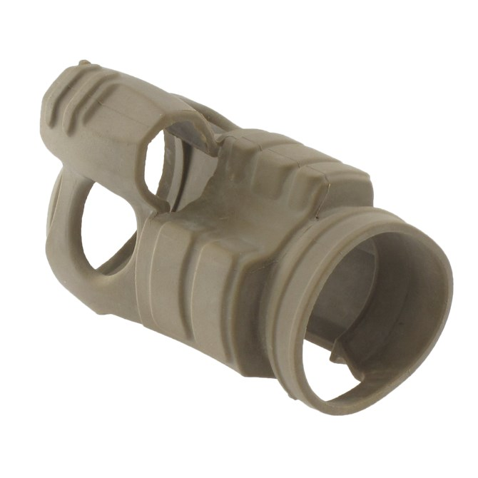 Aimpoint Rubber Cover for Comp C3, CompM3 and CompML3, Dark Earth Brown