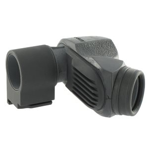 Aimpoint CEU with High (39mm) Top Ring Twist Mount