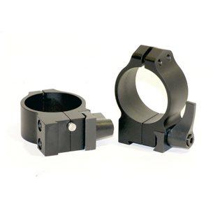 Warne Maxima QD 30mm höga ringar Tikka (snabbfästen)