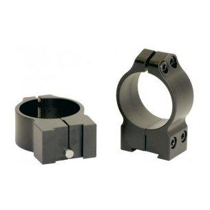Warne Maxima PA 30mm höga ringar Tikka (fasta)