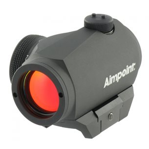 Aimpoint Micro H1 2 MOA med Weaver/Picatinny fäste