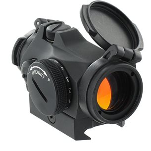 Aimpoint Micro H2 4 MOA med Weaver/Picatinny fäste