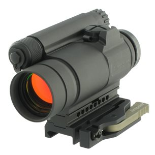 Aimpoint CompM4 2MOA with spacer and LRP mount
