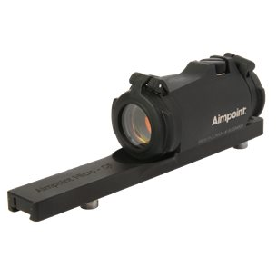 Aimpoint Micro H-2 2 MOA med Leupold QR montage