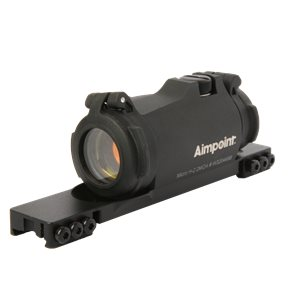 Aimpoint Micro H-2 2 MOA med Tikka T3 montage