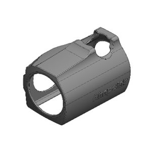 Aimpoint rubber cover for Aimpoint Micro T-2 & H2