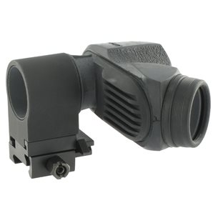 Aimpoint CEU with high (39 mm) top ring TwistMount and base
