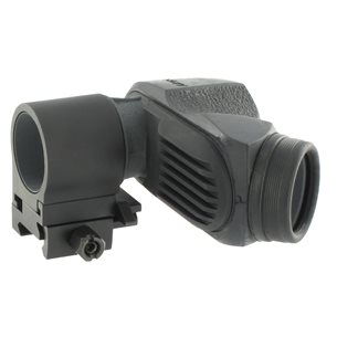 Aimpoint CEU with low (30 mm) top ring TwistMount and base
