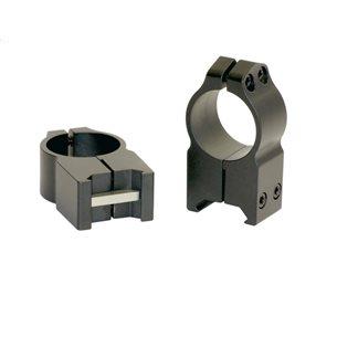 Warne Maxima PA 30mm extra höga ringar (fasta)