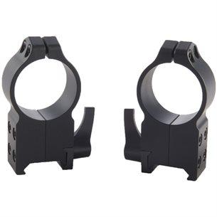 Warne Maxima QD 30mm ultra höga ringar (snabbfästen)