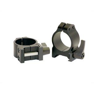 Warne Maxima QD 34mm låga ringar (snabbfästen)