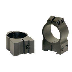 Warne Maxima PA CZ 527 1tum höga ringar (fasta)