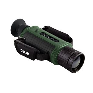 FLIR TS-32r R Pro 320x240 65 mm 9 Hz Värmekamera
