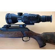 Innomount Sauer 303 Snabbfäste, ATN, bygghöjd 12mm