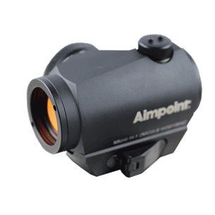 Innomount Weaver/Picatinny Slight Aimpoint Micro H1 / H2, bygghöjd 5 mm.
