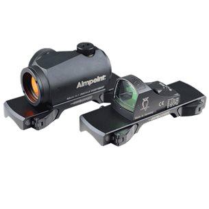 Innomount Blaser Slight Long Aimpoint Micro H1 / H2, bygghöjd 6 mm.