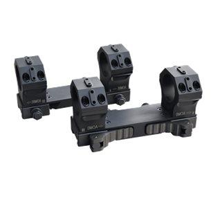 Innomount Tactical Flex, 34mm, 21mm bygghöjd, 0-20 MOA