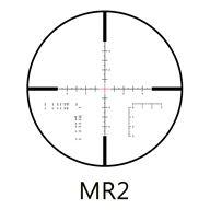 Minox ZP5 TAC 5-25x56 MIL/MIL FFP MR2 belyst