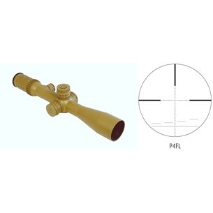 Schmidt & Bender PMII 3-20x50 FFP CW LT MTC/LT ZS DT/ST MRAD Pantone belyst