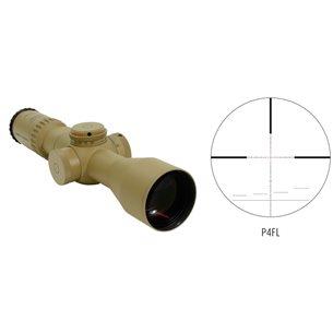 Schmidt & Bender PMII 5-20x50 Ultra Short FFP CW LT MTC/CT ZS ST/ST MRAD Pantone