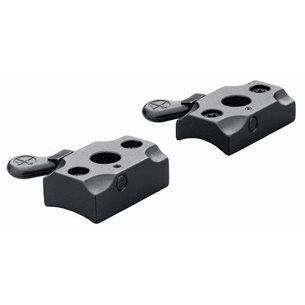 Leupold QR Mauser 2-delade baser (matta)