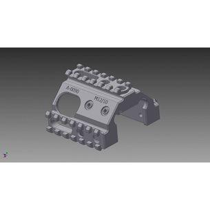 Spuhr A-0090 Trirail short