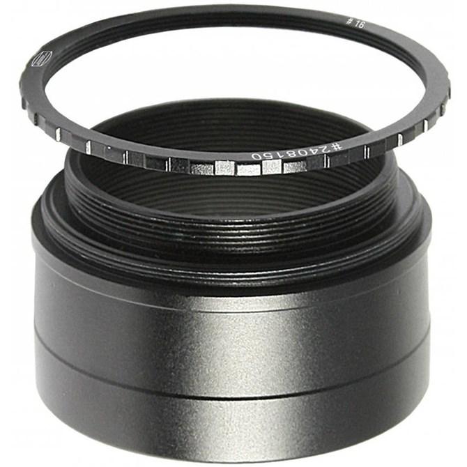 Baader-Planetarium adapter 2 tum till T2