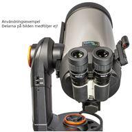 Baader-Planetarium MaxBright II bino till EdgeHD / SCT
