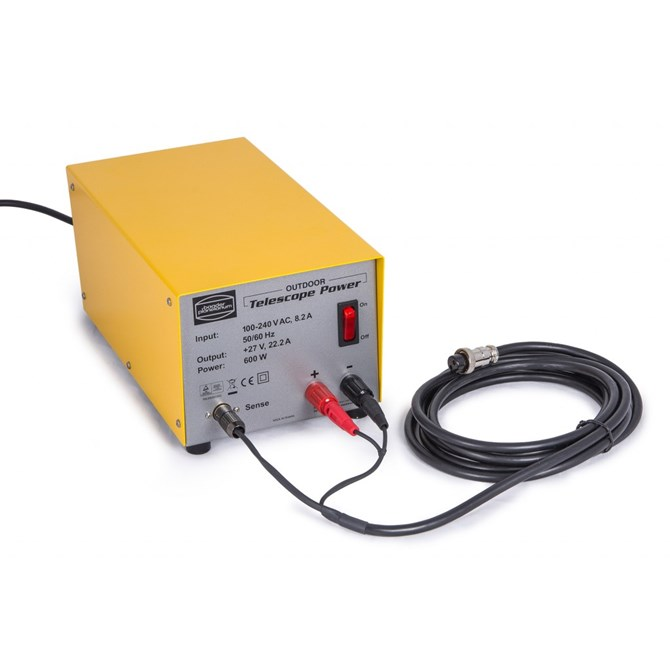27 V strömförsörjning till GM4000 monteringen