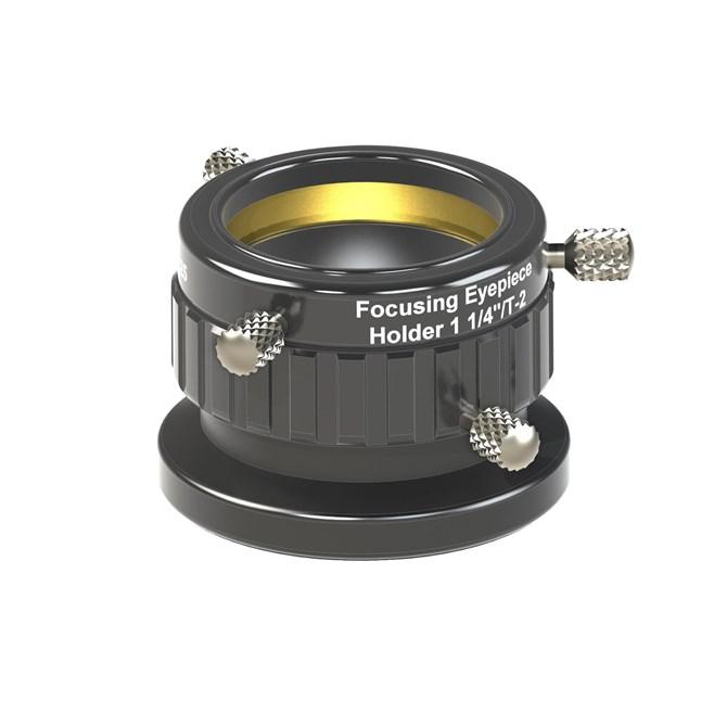 T2 - 1,25 tum reducerare / mikrofokuserare - bygglängd 28-34 mm