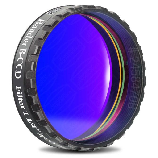 Baader-Planetarium färgfilter för RGB foto, 1,25 tum