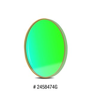 Baader-Planetarium RGB filter grönt, 31 mm omonterat