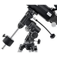 Bresser Komplettpaket AR-102/600 EQ refraktorteleskop med mycket tillbehör